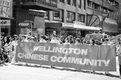 洋节飘来中国味 海外华人不拘一格过圣诞
